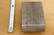 Ultrahangos vastagságmérés KT 01